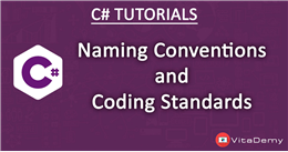 C# Naming Conventions and Coding Standards